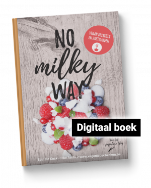 No Milky Way - vegan desserts - ebook