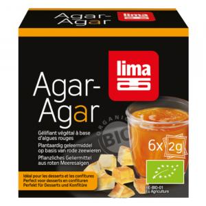 Agar agar van Lima - biologisch