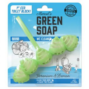 Marcel's green soap toiletblok