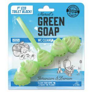 Marcel's green soap toiletblok